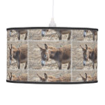 Adorable Donkey Ceiling Lamp