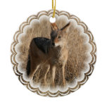 Coyote Design Ornament