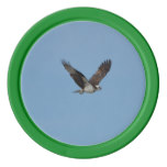Gliding Osprey Poker Chip Set