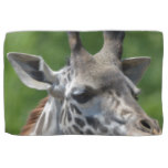 Great Giraffe Hand Towel