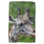 Great Giraffe Kitchen Towel
