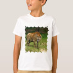 Hyena Prowl Kid's T-Shirt