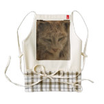 Impressive Lynx Zazzle HEART Apron