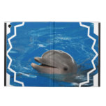 Lovable Dolphin Cover For iPad Air
