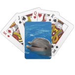 Lovable Dolphin Playing Cards