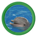 Lovable Dolphin Set Of Poker Chips