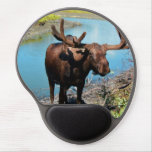 Moose Gel Mouse Pad