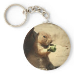 Prairie Dog Hanging Out  Keychain