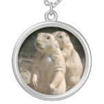 Prairie Dogs Necklace