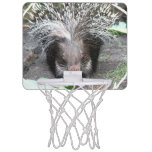 Prickly Porcupine Mini Basketball Hoop