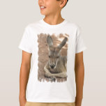 Resting Kangaroo  Youth T-Shirt
