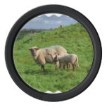 Sheep Family Poker Chip Set