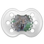 Sleepy Cheetah Cub Pacifier