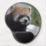 Sweet Red Panda Bear Gel Mouse Pad
