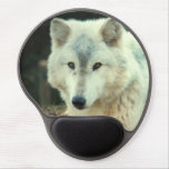 Timber Wolf Gel Mouse Pad
