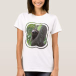 Two Toed Sloth Ladies T-Shirt