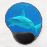 Underwater Sharks Gel Mouse Pad