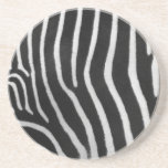 Zebra Pattern Coasters