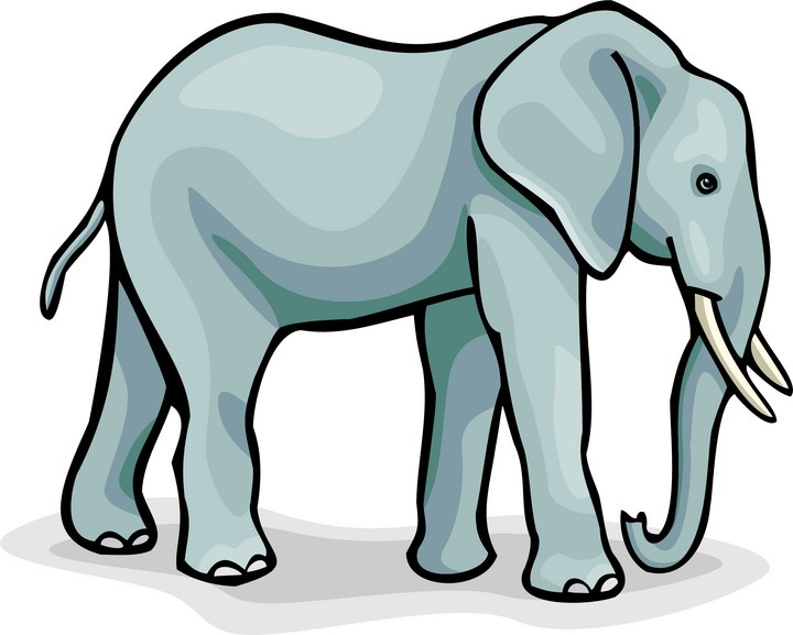 free elephant clipart elephant clip art black and white elephant clipart