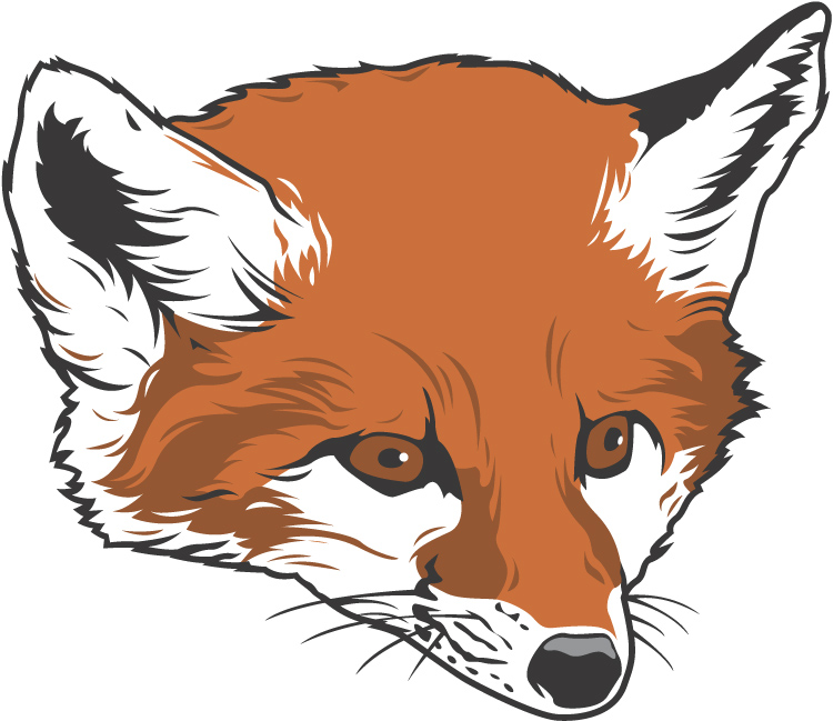 cartoon clipart of a fox - photo #43