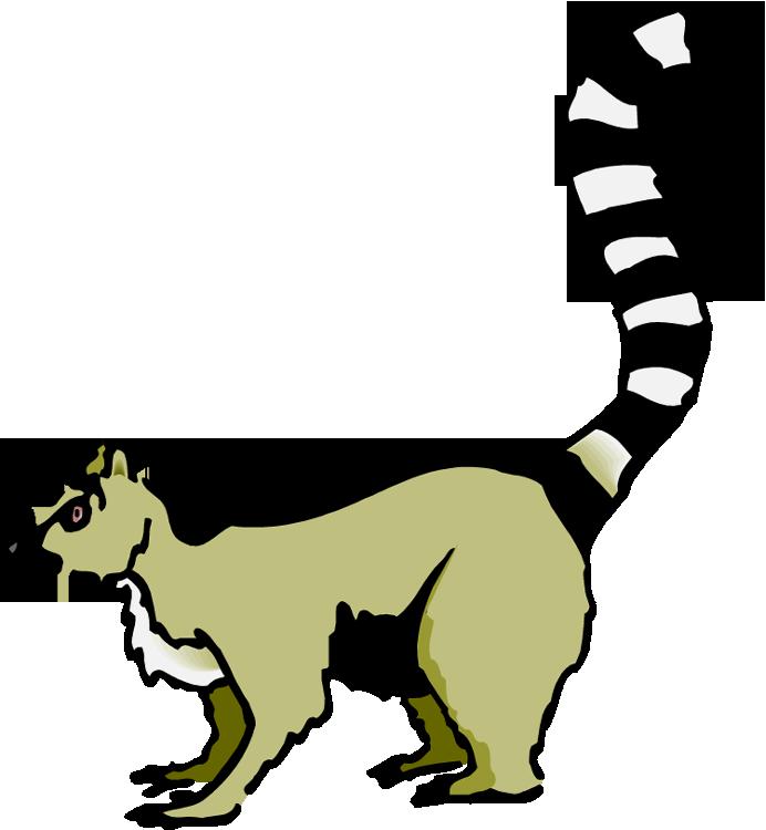free lemur clipart rh wildlife animals com free wildlife clipart images