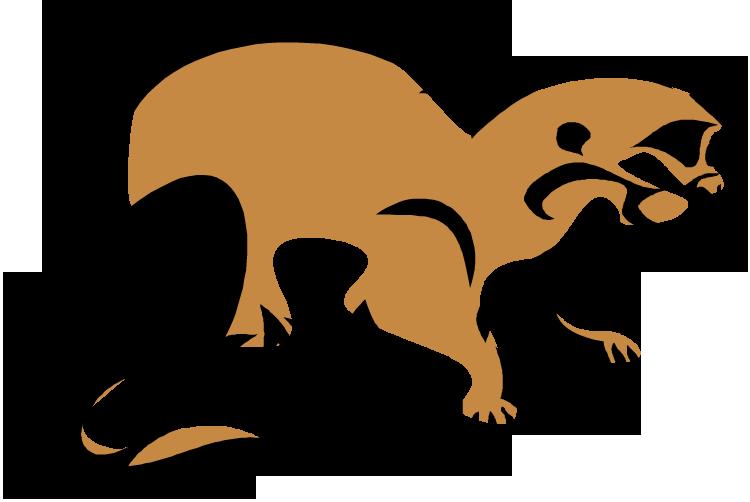 free otter clipart rh wildlife animals com otter clipart to buy sea otter clipart